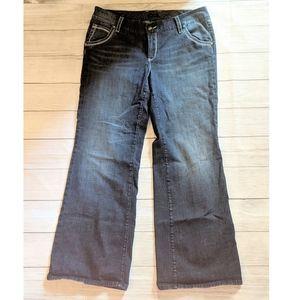 Seven bootcut jeans - Sz 16